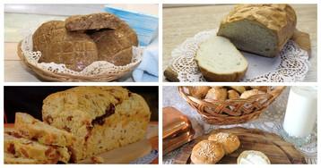 5 рецептов домашнего хлеба и булочек, после которых больше не захочется покупать магазинные изделия