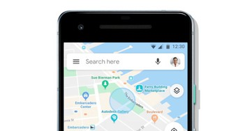 Приложение Google Maps обзавелось режимом инкогнито