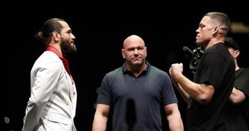UFC представила божественный пояс «самому жесткому ублюдку» для победителя боя Диас – Масвидаль