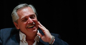 """Trump a Fernández: """"He instruido al FMI para trabajar con Argentina"""""""