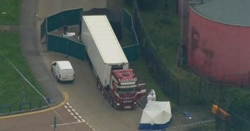 UK police confirm 39 people found dead in truck were from Vietnam, 3 more suspects arrested