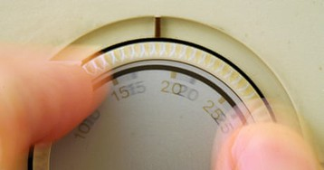 What temperature should I set my central heating?