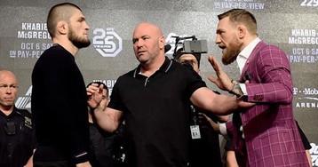 «Конор делает ажиотаж, Хабиб делает бой». 212-килограммовый боец MMA ответил на вопрос века