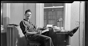 Sunday Reading: American Playwrights