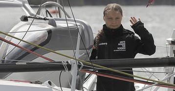 Greta Thunberg needs to cross the Atlantic again. Here are her options