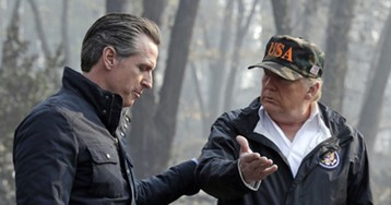 Trump to Gavin Newsom on California Fires: 'Get Your Act Together'; Update -- Newsom Responds