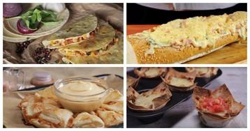 7 классных закусок для веселой домашней вечеринки