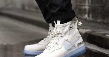 Лучшие кроссовки ноября