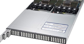 EDSFF in action: Flash storage capacity like you've never seen