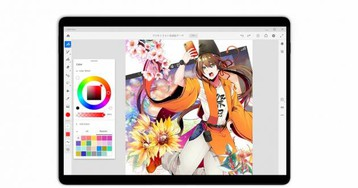Adobe Fresco heads to some Windows devices after debuting on iPad