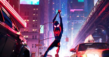 *Spider-Man: Into the Spider-Verse* Is Getting a Sequel