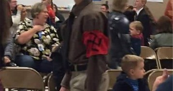 Utah elementary student wore a Nazi costume to school parade