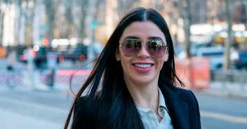 El Chapo's Wife Could Join the Cast of VH1's 'Cartel Crew'