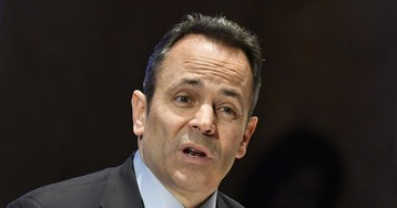 KY Gov. Matt Bevin: 'We Will Continue to Defend Pro-Life Laws No Matter the Fight'
