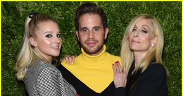 Ben Platt Joins Judith Light & Julia Schlaepfer at CFDA/Vogue Fashion Fund Awards