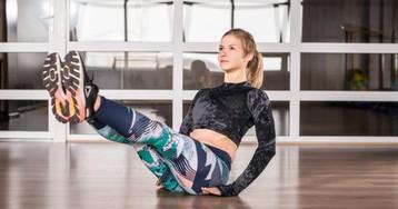 5 кругов ада: энергичные упражнения и крутая растяжка в конце