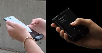 Появились новые подробности о Motorola Razr 2019