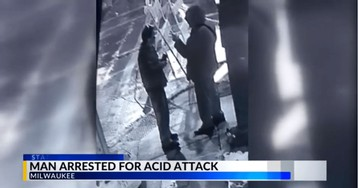 Milwaukee acid attack survivor says he was told to 'go back' to his country before the assault