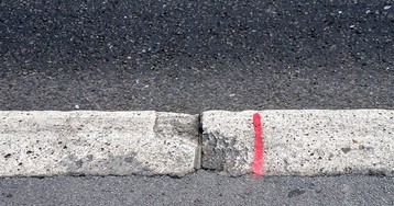 Canadian man told his curb, damaged 26 years ago, to be repaired in 2037