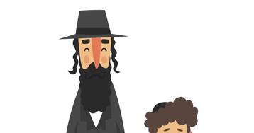 Анекдот прото, как отец-еврей объяснял сыну, что такое этика