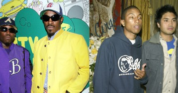 Outkast and The Neptunes Have Been Nominated to Join the Songwriters Hall of Fame 2020 Class