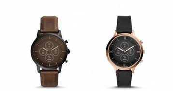Fossil Hybrid HR smartwatches hide impressive tech inside analog design