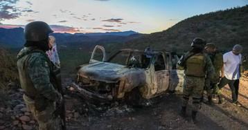 México atribuye a un enfrentamiento entre carteles la masacre de la familia LeBarón