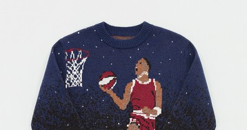 Aimé Leon Dore's New Knit Sweaters Pay Homage to Michael Jordan & JFK