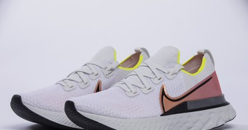 Nike React Infinity Run Aims to Reduce Running-Related Injuries