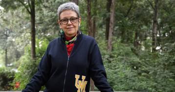 """Angélica Cuéllar: """"El mayor problema de la UNAM es el bachillerato, los chicos tienen deficiencias cognitivas"""""""