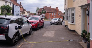 I need help trying to plug into the costs of charging electric cars