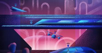 Сенсоры беспилотников: как роботы ориентируются в пространстве