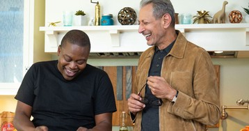 Jeff Goldblum and Tituss Burgess' Fried Chicken Is Truly Something To Be Thankful For
