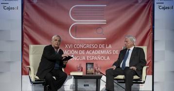 """Vargas Llosa: """"Conversación en La Catedral' es la novela que me hizo escritor"""""""