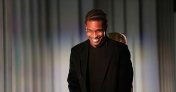 ASAP Rocky Announces Show in Sweden