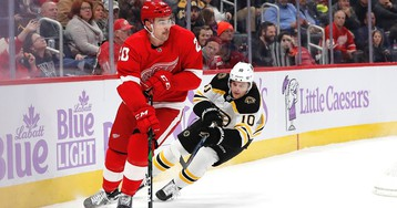 Bruins Notes: Bruce Cassidy Details What Went Wrong In Loss To Red Wings