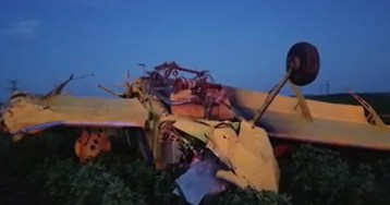 Plane crashes in Texas in another gender-reveal gone wrong