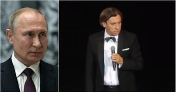 Галкин не выдержал и раскритиковал Путина, конфликт на Украине и российское ТВ