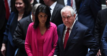 Haley Says Tillerson And Kelly Tried To Convince Her To Secretly Work Against Trump