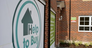 I got a home with help-to-buy –can my dad buy it for less than market value?