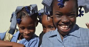 Haití, el país que necesita volver a sonreír