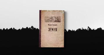 """Гроб, гроб, кладбище, Шопенгауэр. Зачем читать новый роман Елизарова """"Земля"""""""