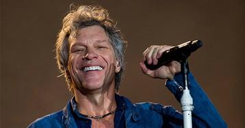 Jon Bon Jovi Honors Veterans with PTSD in Song 'Unbroken'