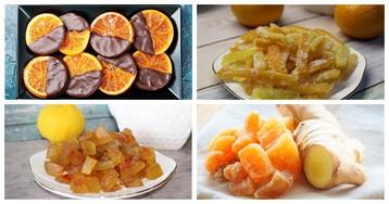 4 рецепта вкусных и полезных цукатов