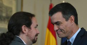 Los partidos pequeños muestran su disposición a apoyar el pacto de Sánchez e Iglesias