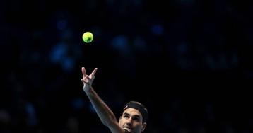 Federer escapa del apuro