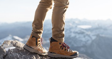 Danner's All-New Arctic 600 Boot Is Made to Tackle the Trails This Winter