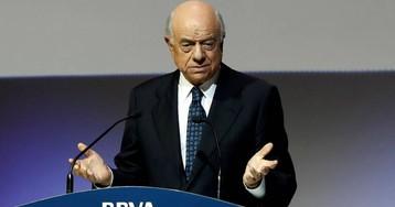 Anticorrupción pide la imputación de Francisco González, expresidente de BBVA