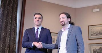 Lo que Pedro Sánchez y Pablo Iglesias se dijeron antes del acuerdo