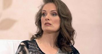 Актриса Ольга Копосова потеряла волосы и брови во время химиотерапии